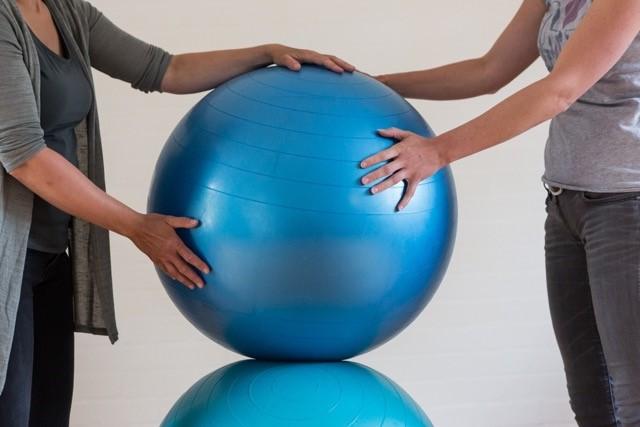 Haptotherapie ballen